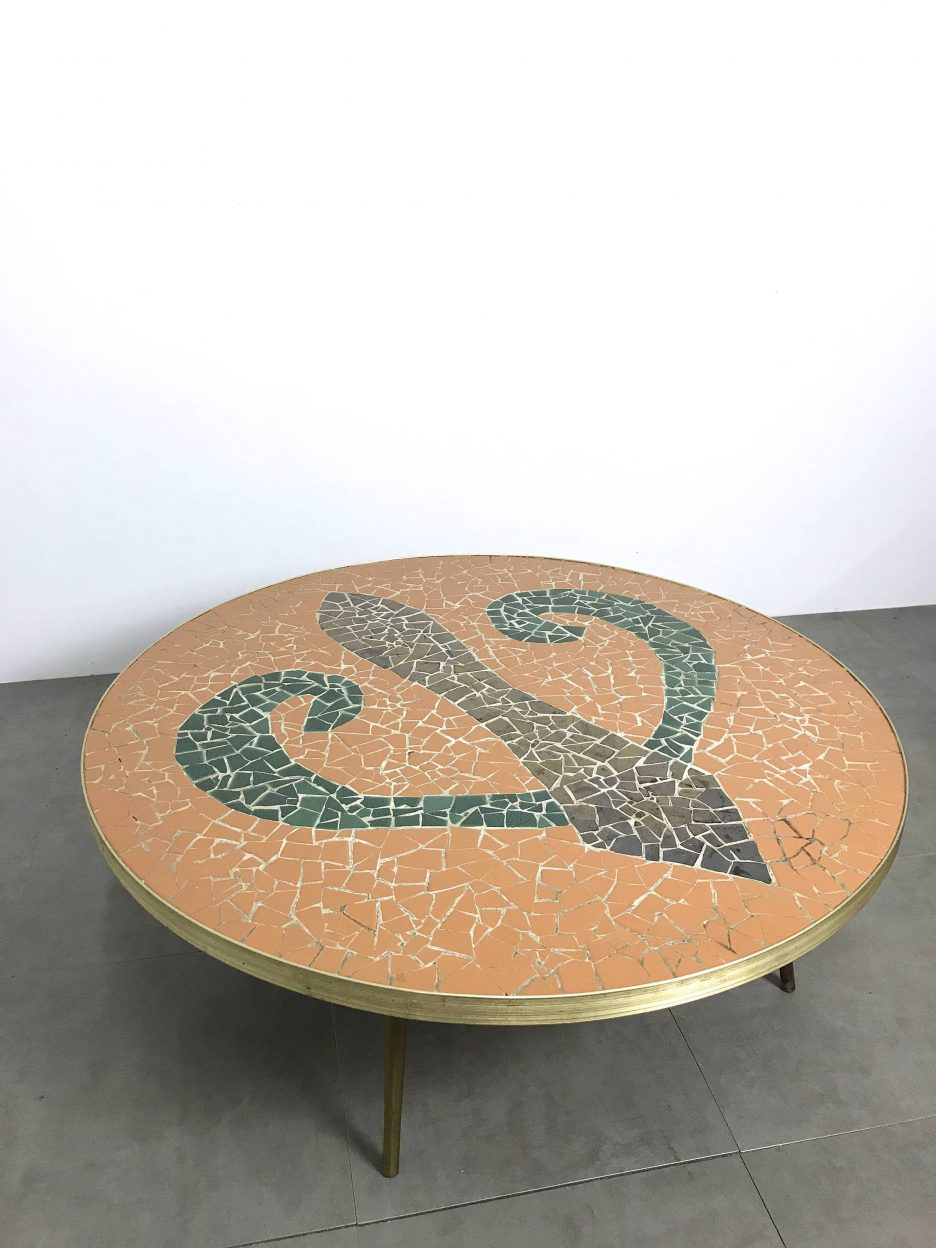 table mosaic chairs leather coffee outdoor side round with storage tile kitchen full size plexiglass occasional furniture retro designer metal outside modern sofa vanity home