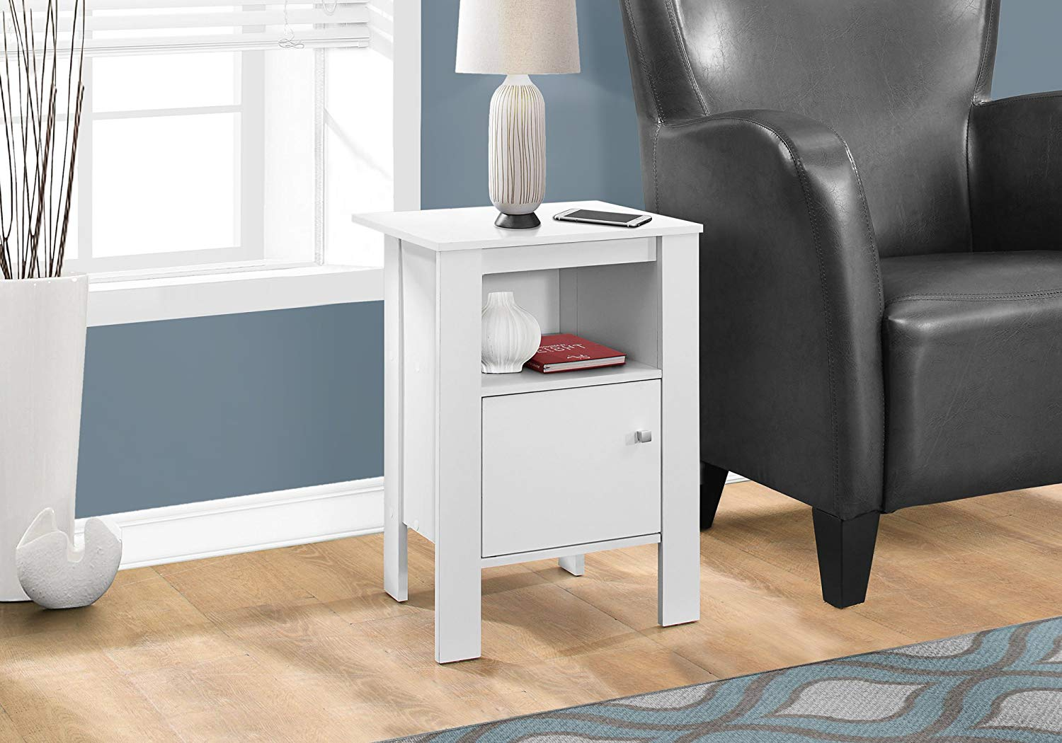 table plan the terrific awesome mainstays nightstand end monarch specialties accent night stand with dark gray oak storage grey kitchen dining ashley furniture round marble top