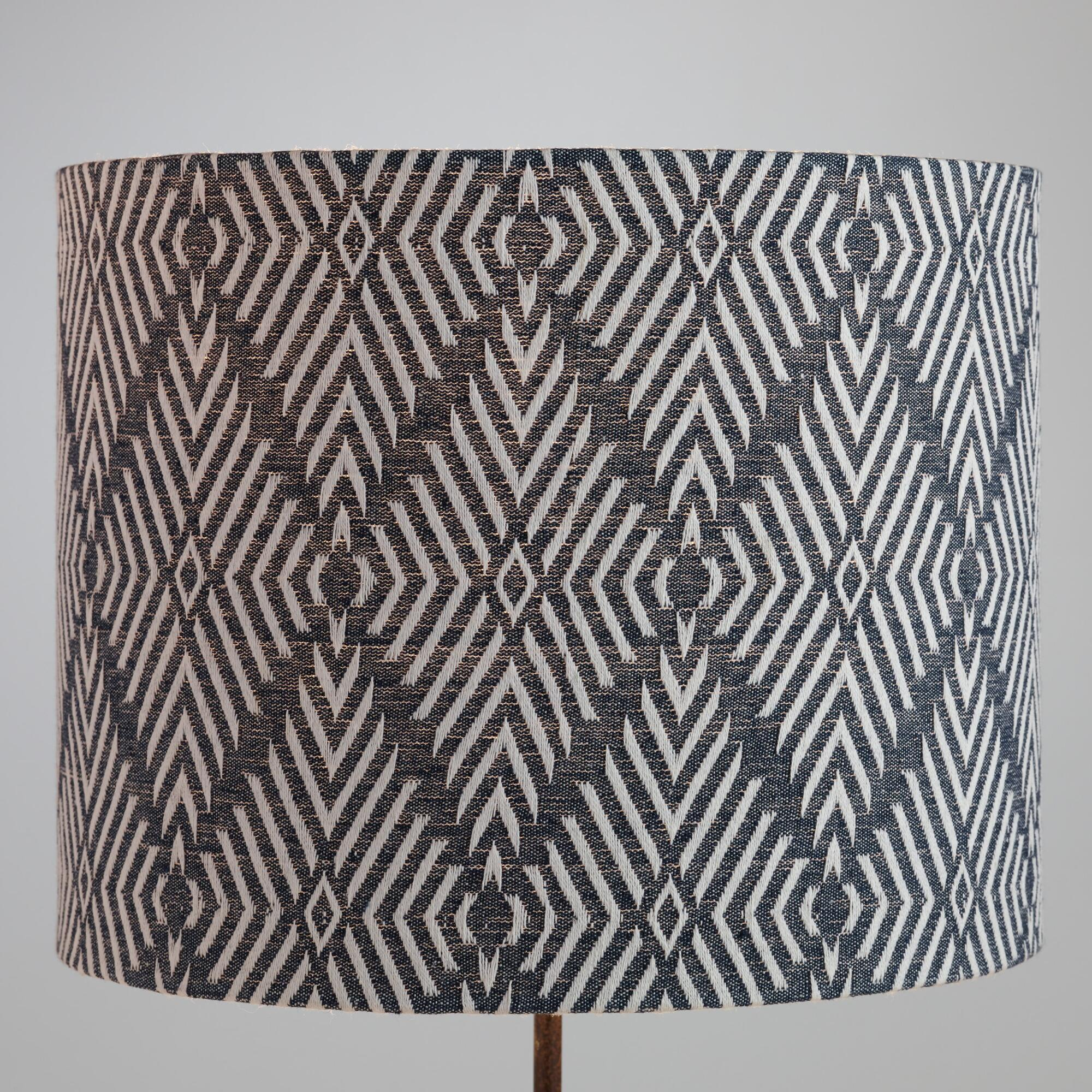 table top lamps unique lamp shades world market iipsrv fcgi miniature accent indigo tribal embroidered cotton drum shade door designs for rooms unfinished round end long living