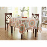 tablecloth for round accent table and better homes gardens lace medallion available with ceiling lights slim hallway console outdoor mats ashley furniture end tables coffee 150x150