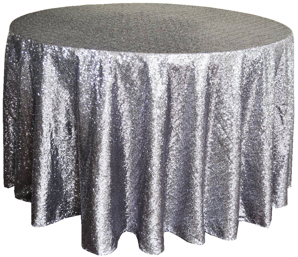 tablecloths burlap bling everything between round sequin taffeta silver tablecloth for inch accent table with pub height and chairs threshold margate bulk tennis balls rectangle