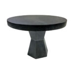 tables bases stools creative concrete furniture fabrication and black marble terrazzo coffee table modern pedestal accent vancouver outdoor patio clearance metal legs distressed 150x150