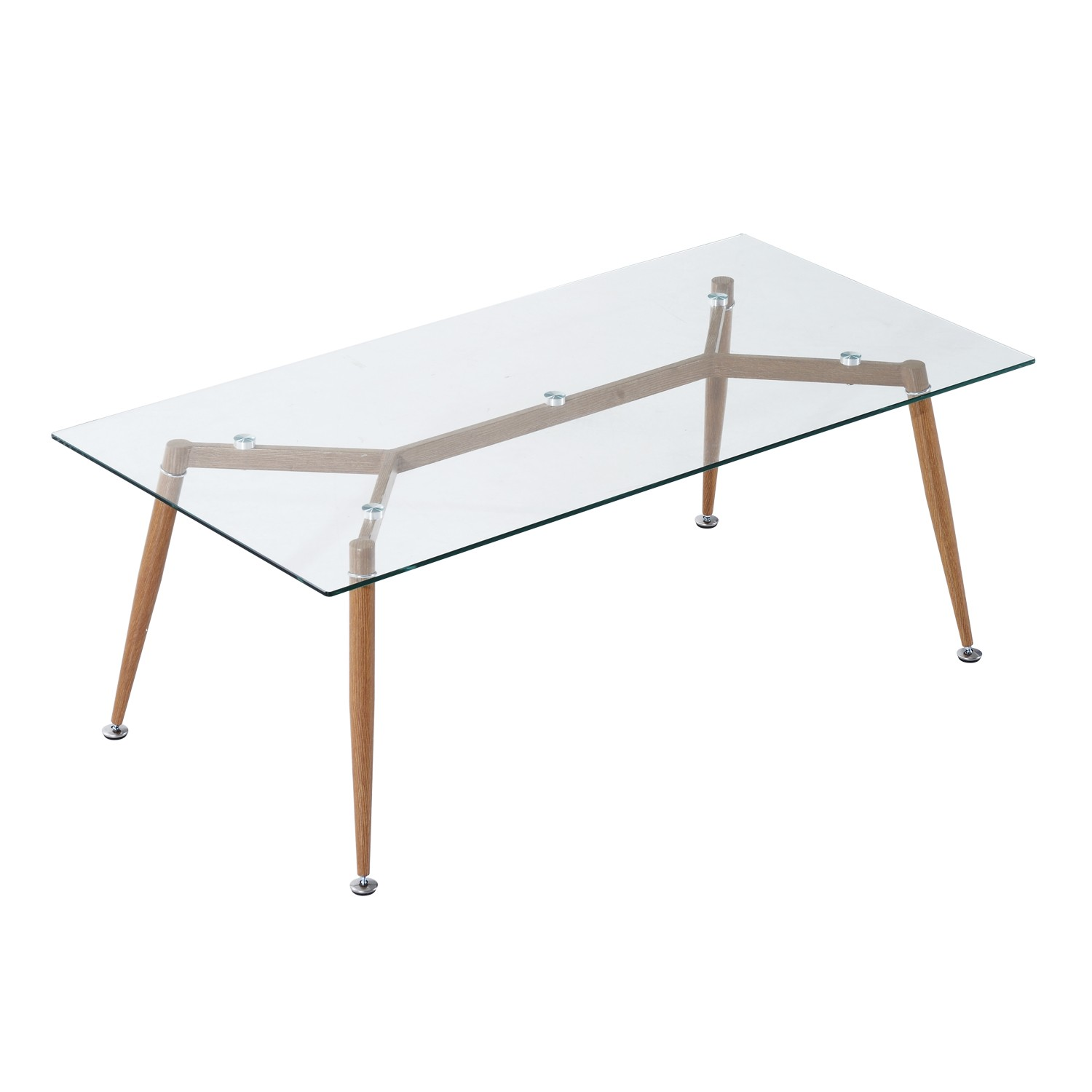 tables furniture home goods idroidwar god accent homcom mid century modern tempered glass retro coffee corner table high frame mosaic chair hallway fall linens wooden bedside