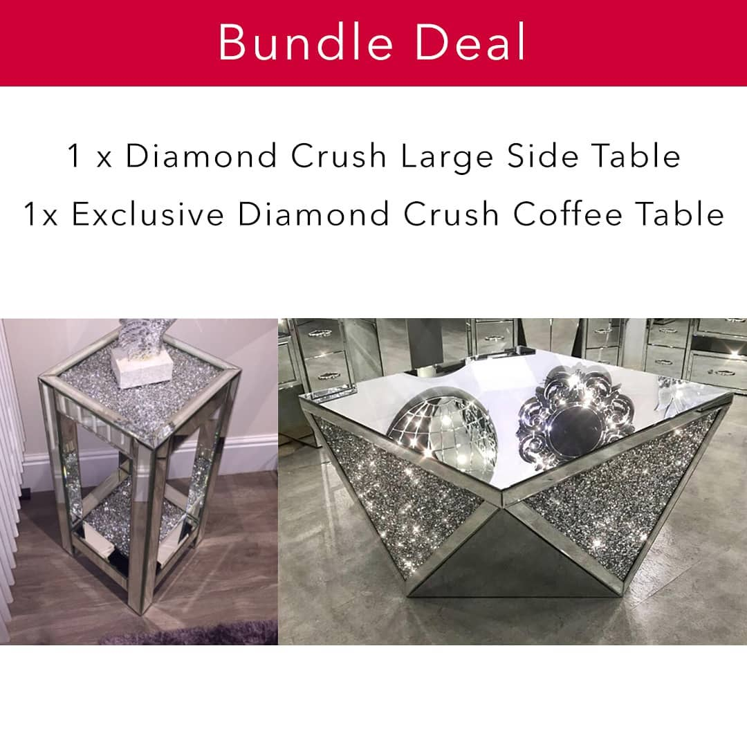 tagged with diamondcrush diamond mirrored accent table our best selling exclusive crush coffee and large modern couch linen rentals asian inspired lamps round wood metal home