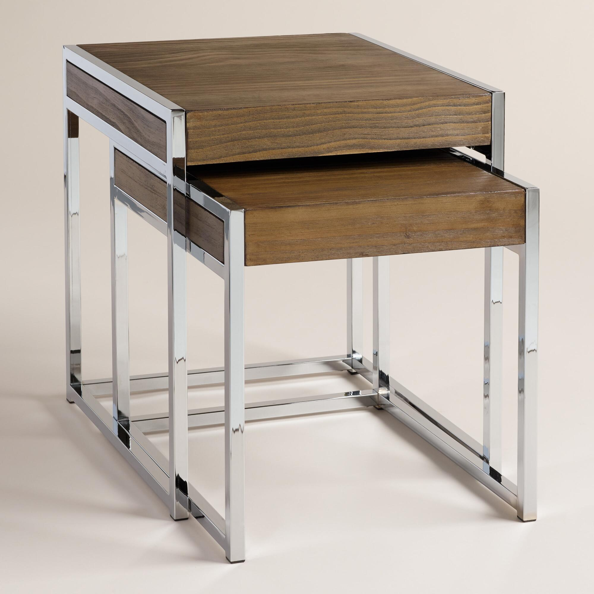 tail vise the super awesome small distressed end table ture wood and chrome pierceson nesting tables set world market iipsrv fcgi kohls free shipping coupon code rattan chair