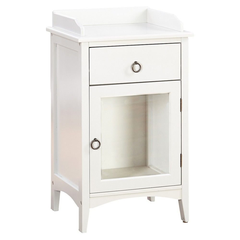 talia accent table white tms off products threshold margate expect more pay less antique kitchensaccent tablesguest contemporary trestle dining all glass side new home decor ideas