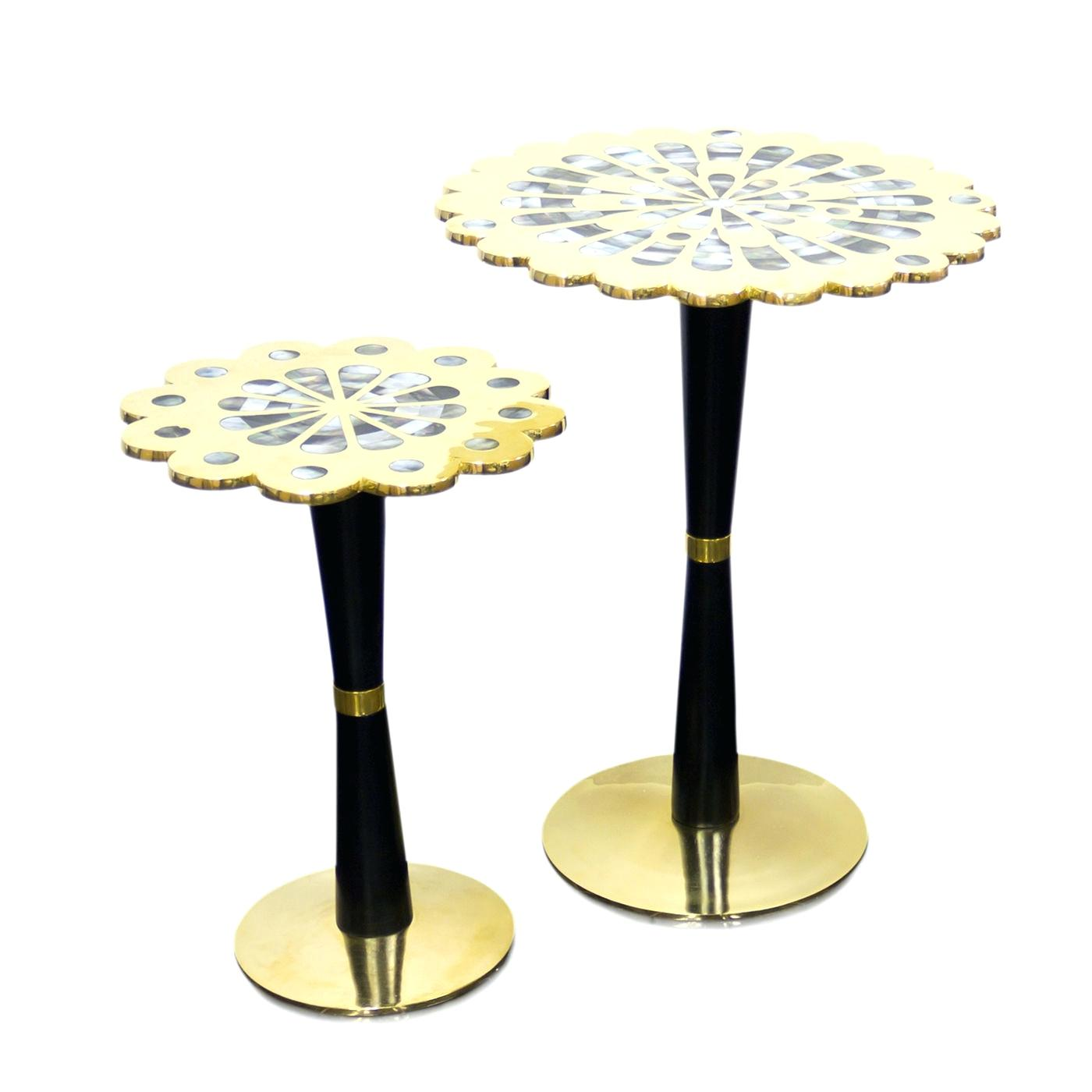 tall accent table daare tables for kismet alt modern furniture brass side pair metal bronze round treasure garden patio umbrella timber coffee iron wall clock target pine