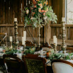 tall centerpieces that will take your reception tables new studio graphy vert chloe accent table heights martha stewart weddings trestle style crate and barrel teton side lamps 150x150