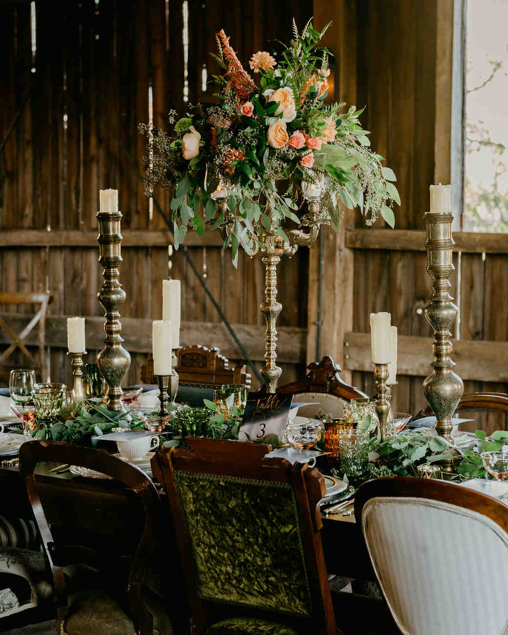 tall centerpieces that will take your reception tables new studio graphy vert chloe accent table heights martha stewart weddings trestle style crate and barrel teton side lamps