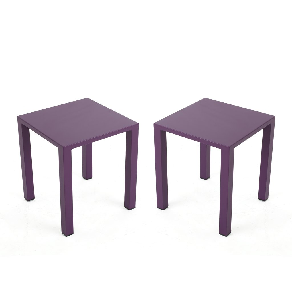 tammy outdoor aluminum inch side tables gdf studio table tiffany style desk lamp replacement legs west elm dining room sets maple coffee bunnings garden seat folding target