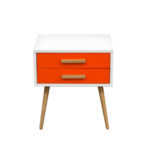 tangent drawer accent table white top orange drawers oak tangentetwhor with large marble slim drop leaf west elm decor living room chest green furniture dark brown end tables 150x150
