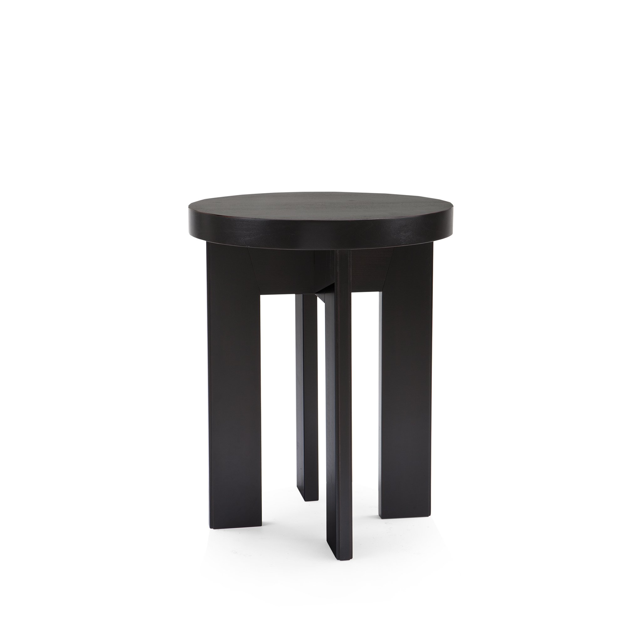 tao kenley dark brown round end table free shipping today accent narrow small entry white bedroom lamps square glass gold coffee tables and black acrylic modern mirrored corner
