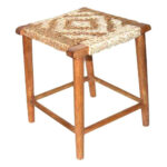 target accent stool nate berkus woven jute wood domino table mouse over zoom wicker garden furniture sets room essentials trestle lawn chairs round mattress ceramic patio side 150x150