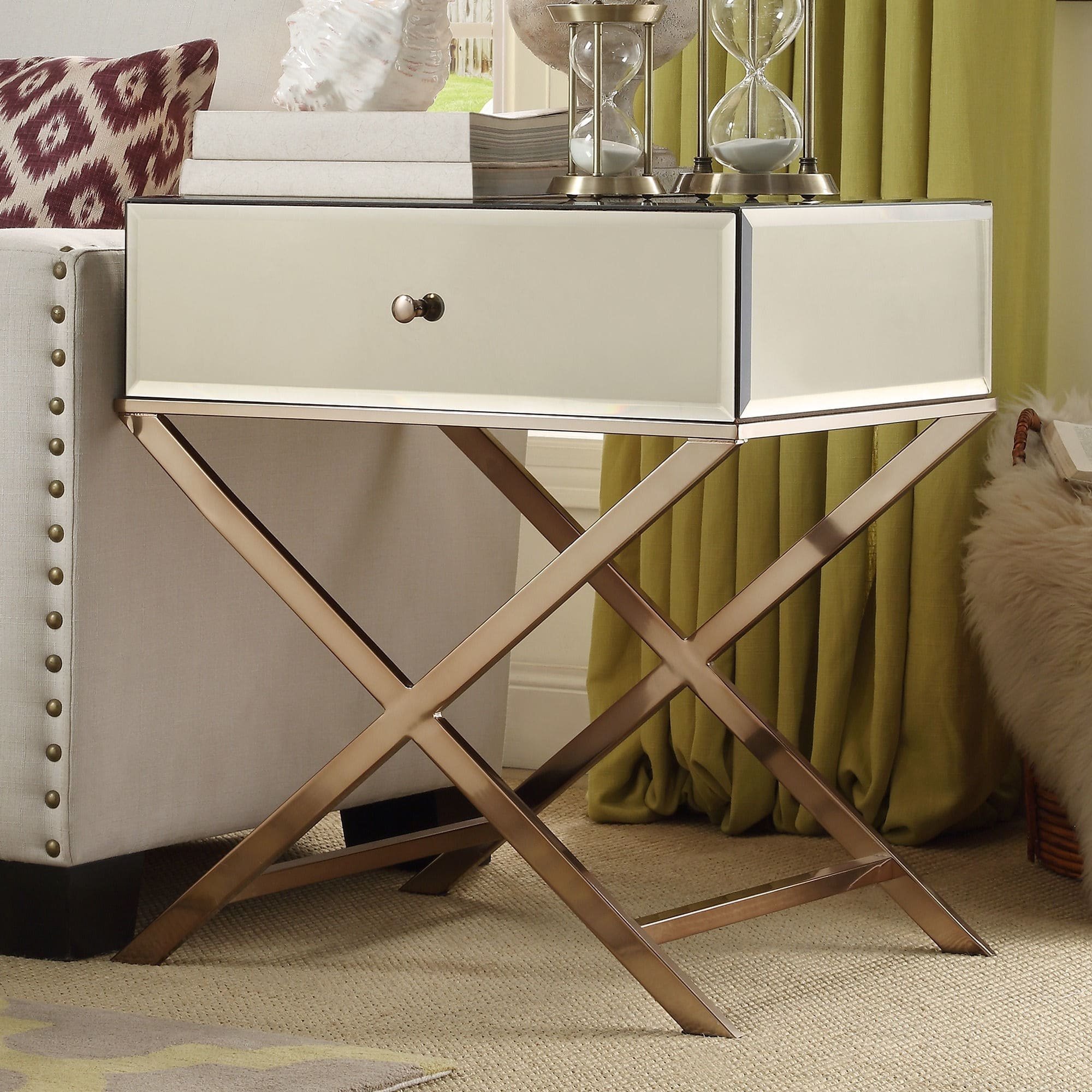 target dog crates probably outrageous awesome mirrored accent camille base campaign table inspire bold with drawer free shipping today plastic end tables for patio ashley