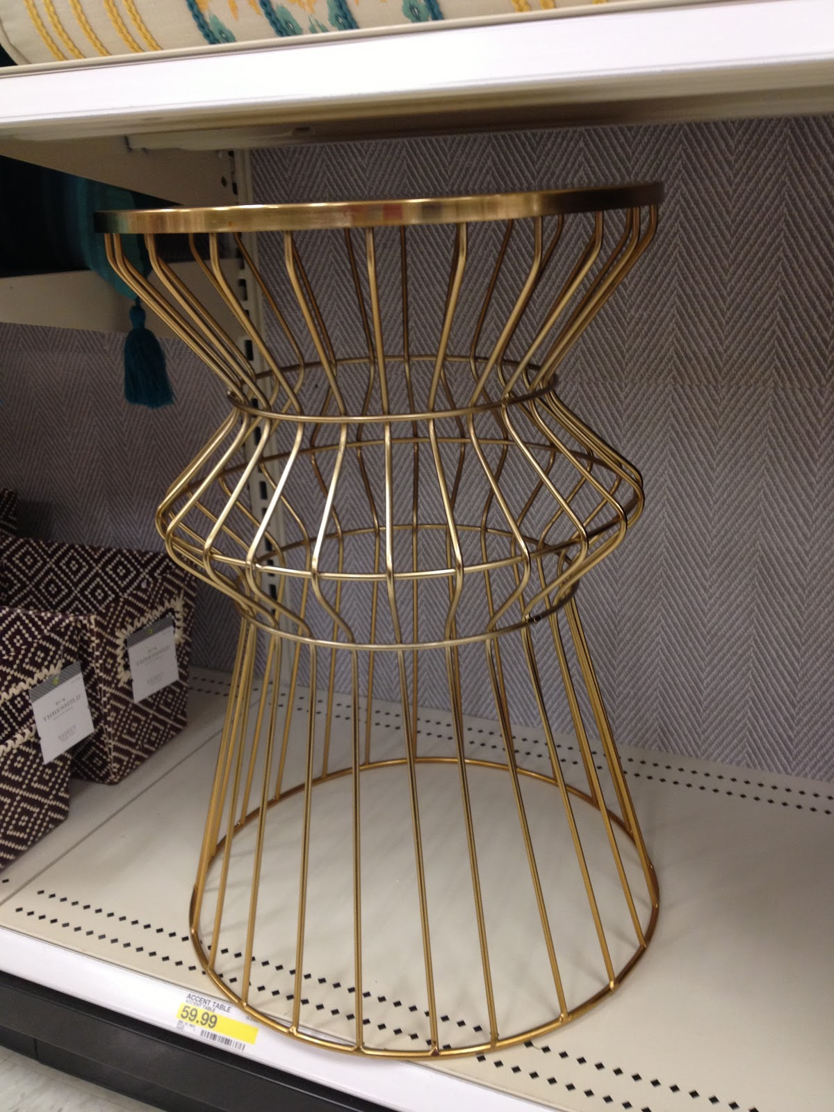 target gold side table loris decoration img mawr metal accent can you love with this wire meant pier one lamps clearance small cherry wicker winsome wood beechwood end espresso