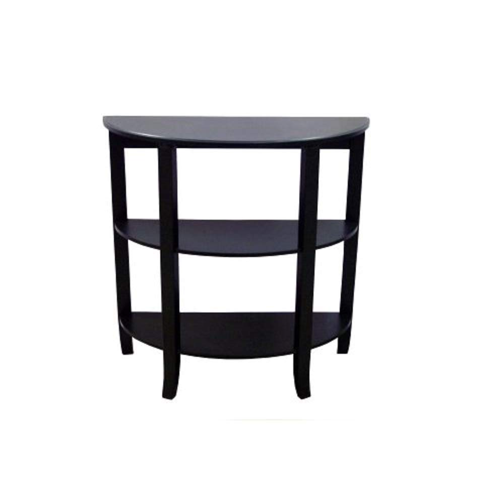 target marketing systems london collection tier oval accent table hall with flat back black kitchen dining study lamp hand painted drawers monarch side brown leather ott nautical