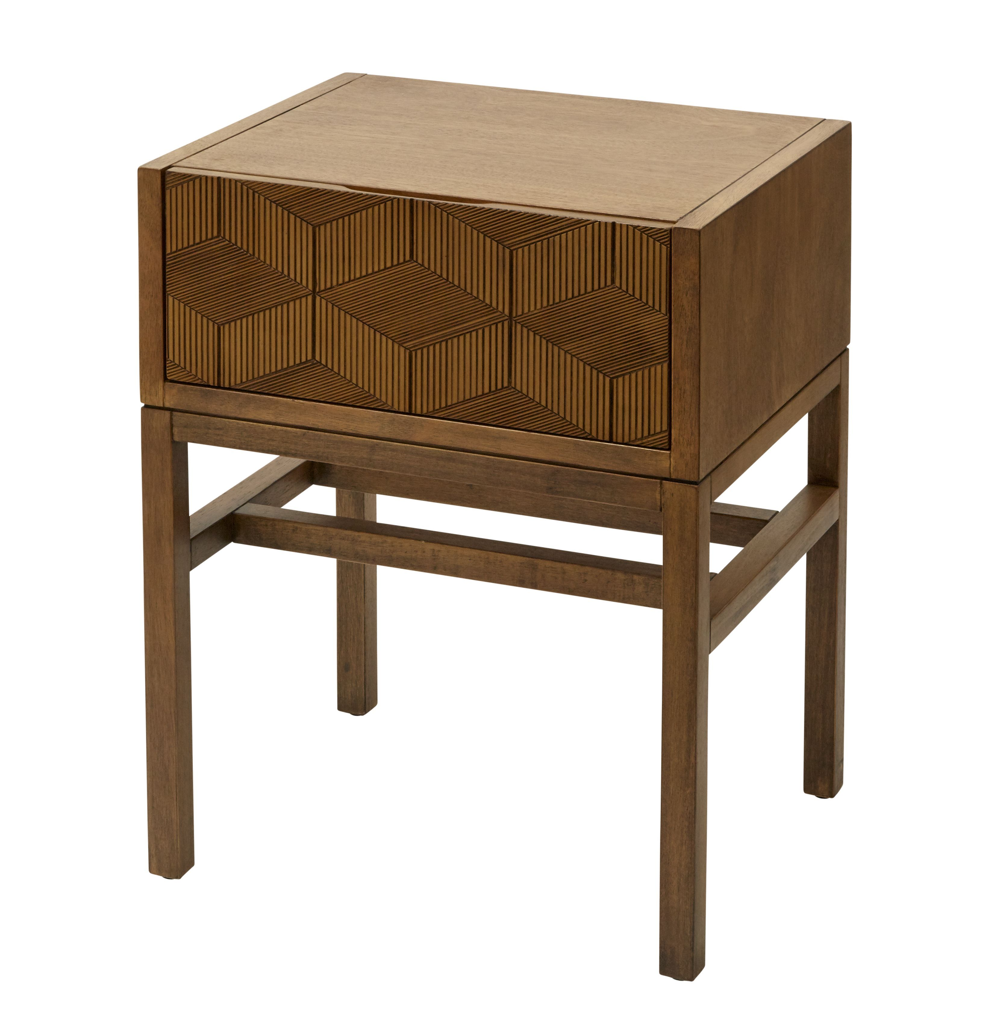 target newest home line just the thing for spring tachuri geometric front accent table brown opalhouse get first look shiny new patio depot entertainment margate coastal style