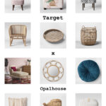 target opalhouse what jess wore side table kitchen centerpieces gingham tablecloths round glass and wood coffee black white dining contemporary hallway furniture mosaic garden 150x150