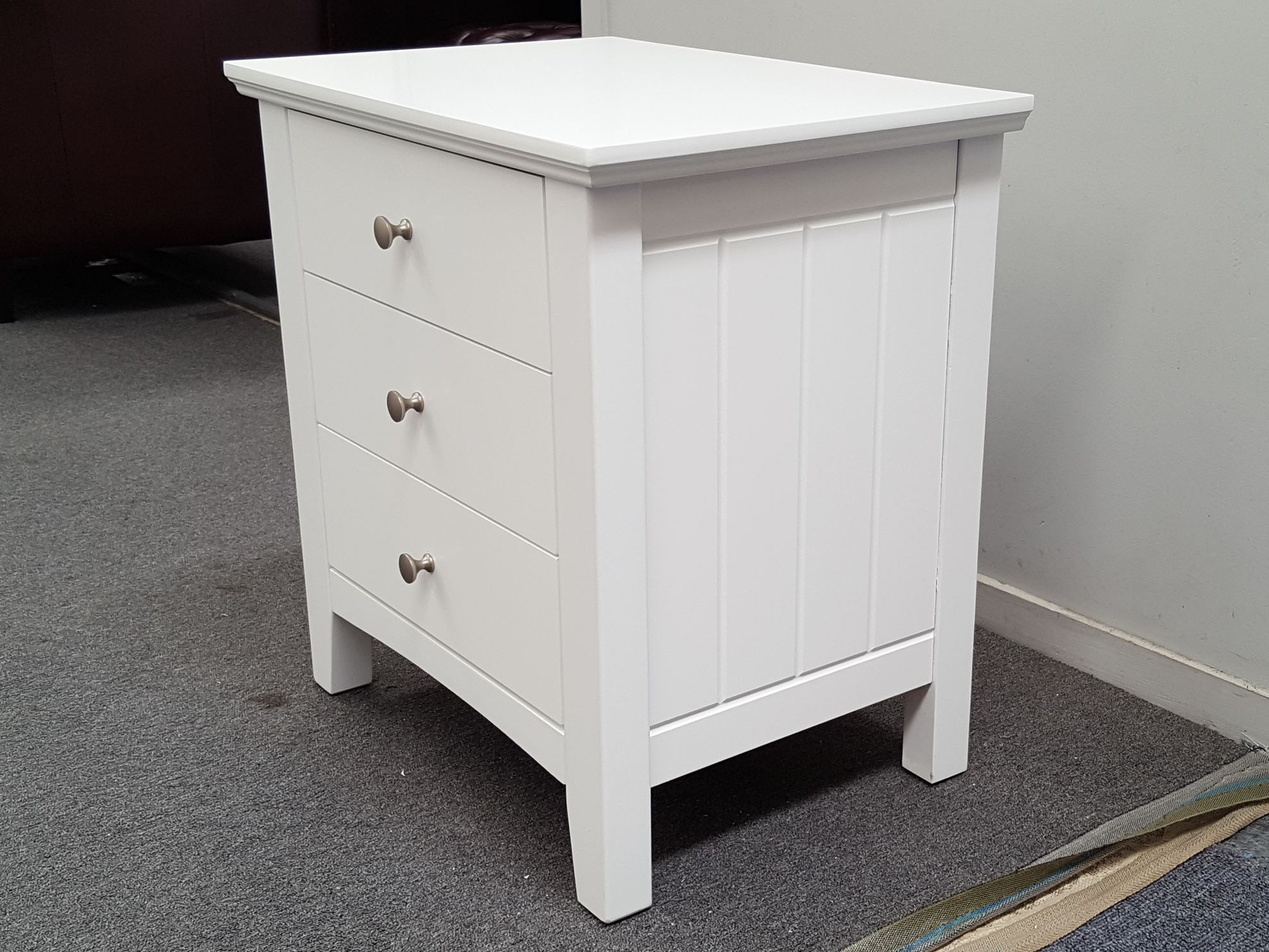 target white top side silver manning brigitte table antique dalton black gloss threshold drawer small adeptus bedside glass hafley beem chest pine eton console end storage