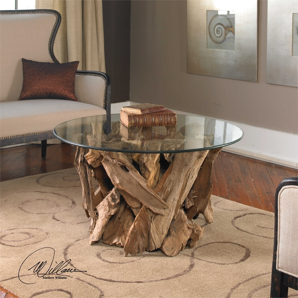 teak driftwood rustic accent table apizkwsfj uttermost glass top cocktail small chrome side distressed grey quatrefoil end with mirror foot long sofa pedestal bedside indoor barn