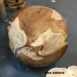 teak root ball stool coffee accent table for whole organic img ottawa seater garden and chairs glass top patio shades light coupon size small cover round wood pedestal white 150x150