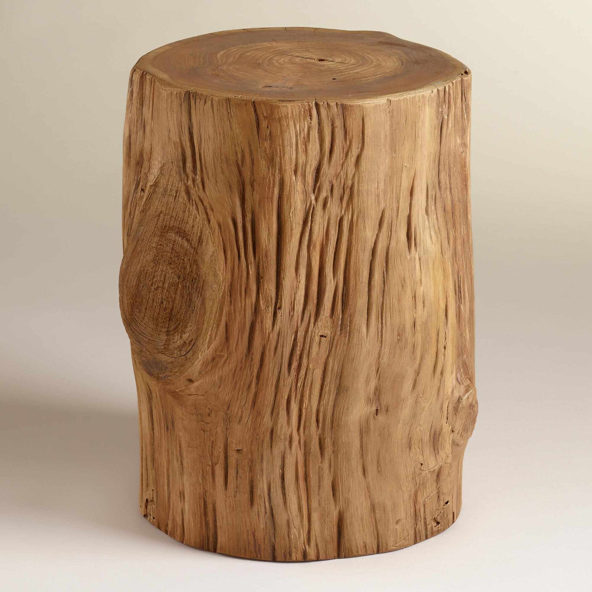 teak tree stump table world market iipsrv fcgi cool wood end tables christmas decor mini bedside tall thin accent black metal outdoor pine dark glass coffee top decoration ideas