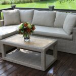 teak wicker furniture collection from outdoor interiors storage accent patio table ash sectional sofa set with waterproof travertine coffee marble console target mosaic top very 150x150