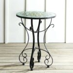 teal accent table small round fretwork blue dale tiffany glass wall art tile patio outdoor furniture changing pad macys coffee modern tables sofa and end hobby lobby metal diy 150x150