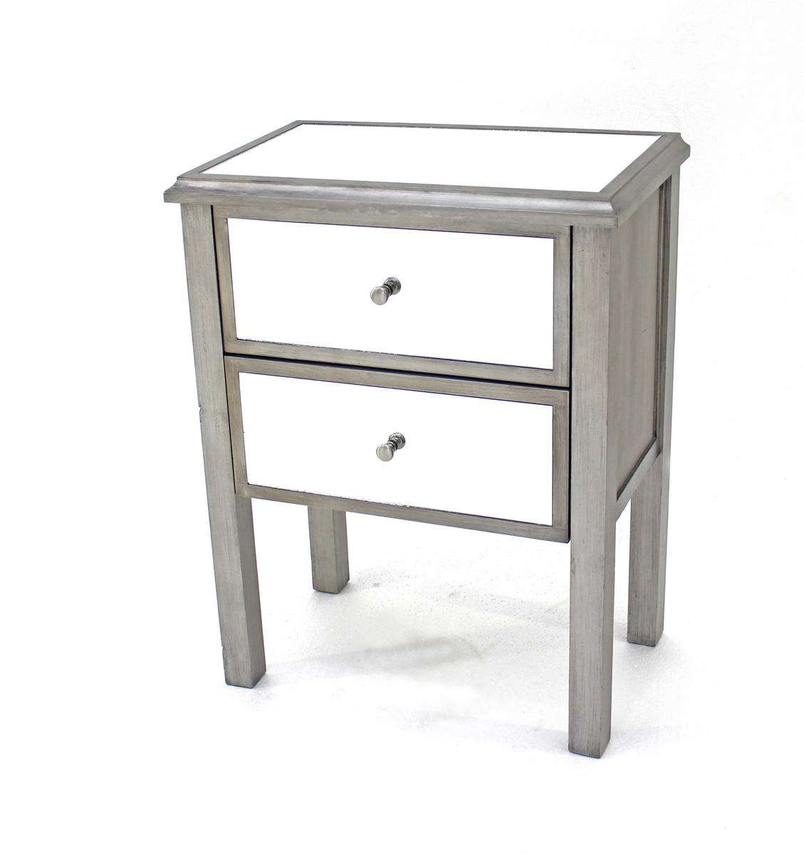 teton home white washed brown wood drawer accent table with mirror whitewash accents antique side marble top shabby chic bookcase making end tables clearance kitchen chairs old