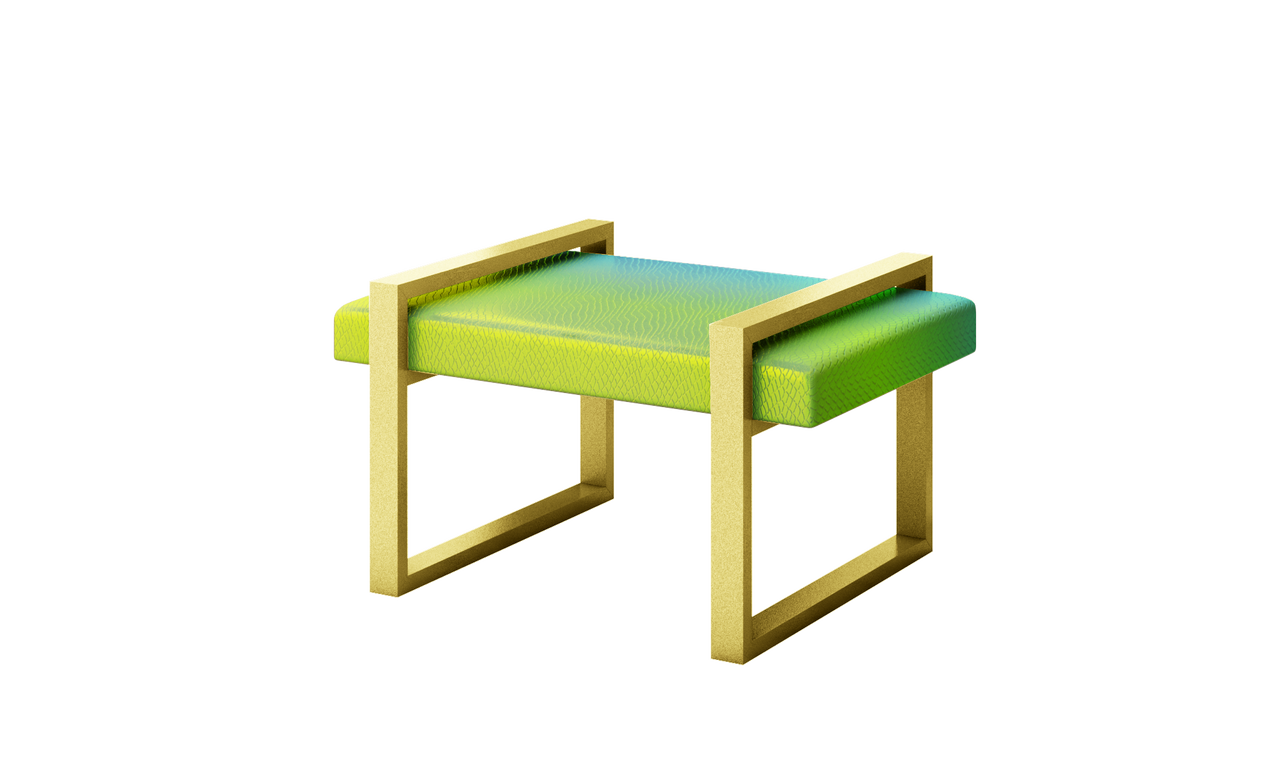 the best iridescent green snakeskin modern bench design your own python snake skin metallic neon glitter lime apple accent entryway benches contemporary style luxury upholstery