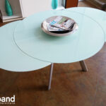 the butterfly expandable round glass dining table expand furniture expanded white accent prev designer lamps trestle bench reading chair for bedroom inch decorator cloth oval 150x150