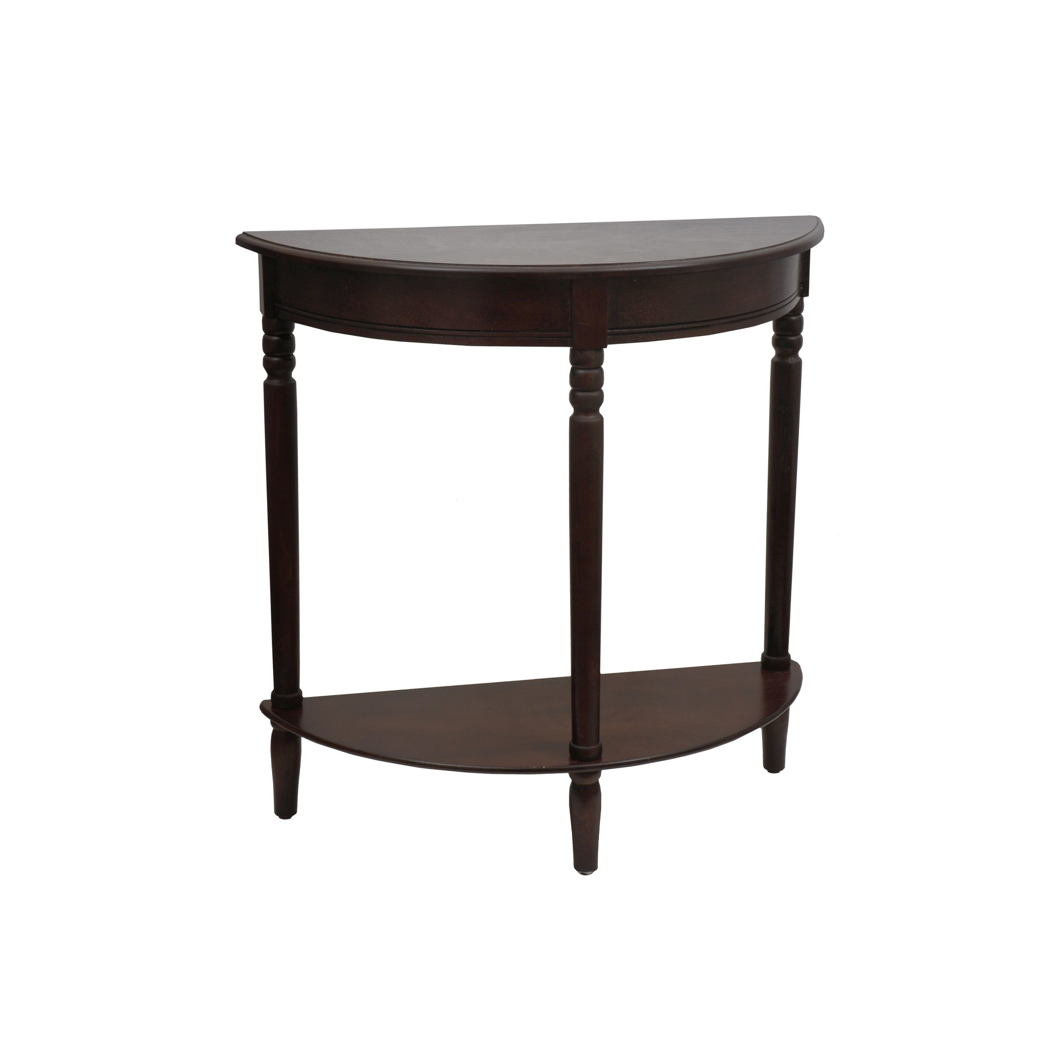the classically designed half round console table multi accent functional ture greeting guests entryway adding life and style bronze drum coffee patio end clearance storage glass