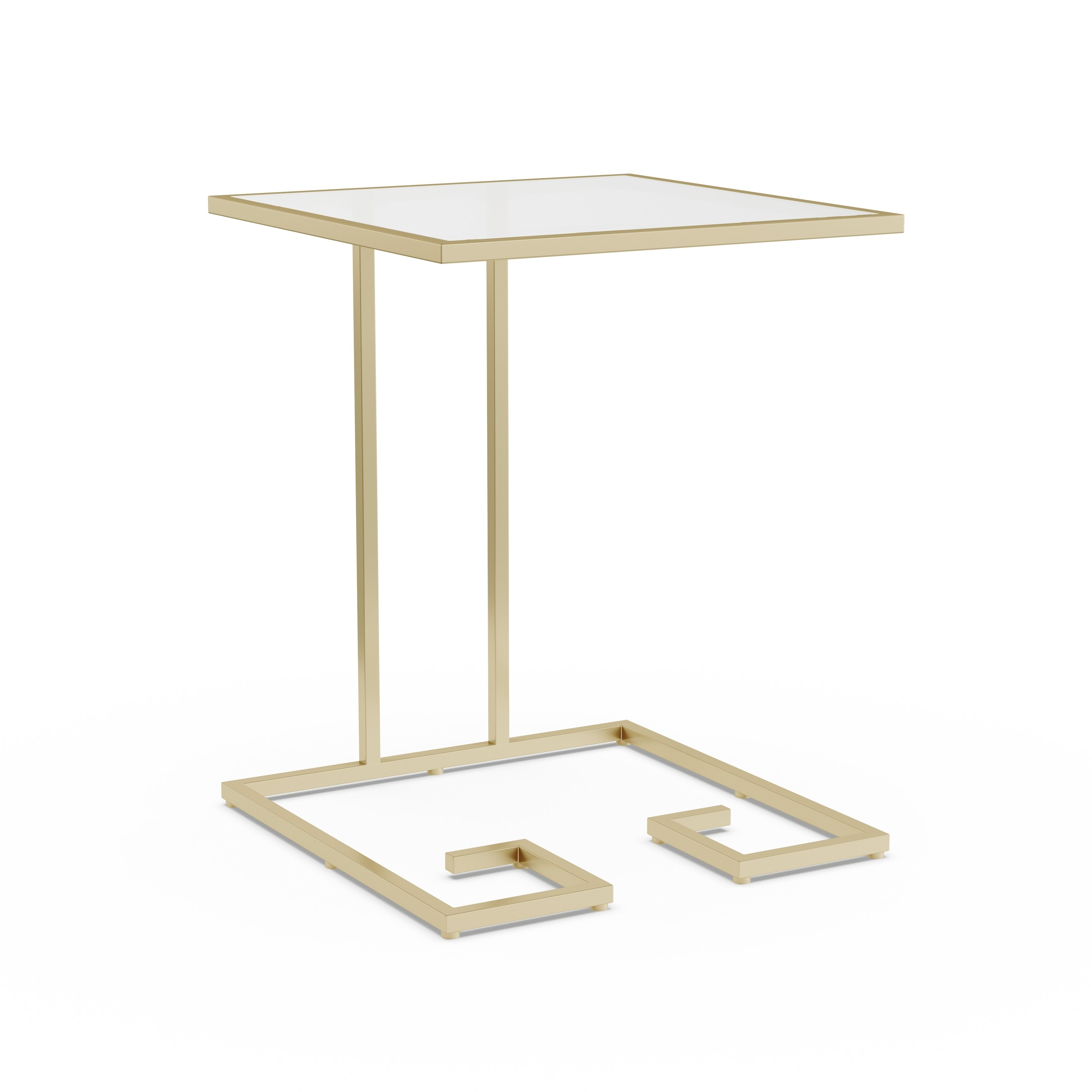 the curated nomad morsun glass top accent table porch den little five points mclendon free shipping today mirrored nightstand home goods small white marble round cotton tablecloth