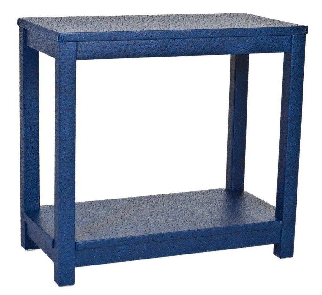 the draper accent table society social navy ostrich thin entrance sitting chairs for living room small behind couch wood steel coffee outdoor and large glass dining entryway bench