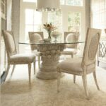 the elegant round pedestal table unique hardscape design accent dining chairs mirror cube battery operated lamps white floor cabinet theater room furniture target turquoise lamp 150x150