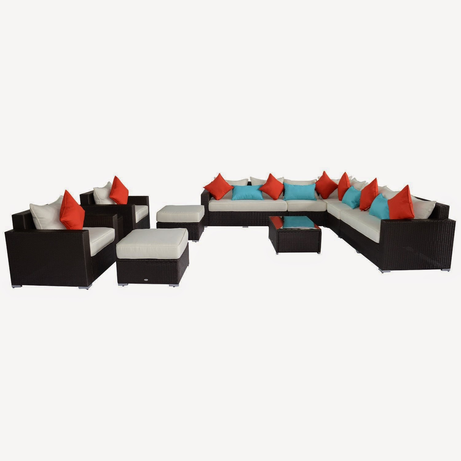 the fantastic real canadian tire sectional patio furniture sofa outdoor pieces outsunny piece white corner couch wicker chairs large throws pit couches lawn home design seater