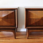 the fantastic real solid oak coffee table and end tables ideas mid century modern side united ked vintage navy nightstand blue wood dining chairs floating queen size metal frame 150x150