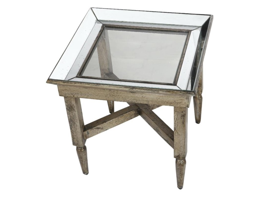 the fantastic unbelievable threshold mirrored accent table with home occasional accents abho end products color drawer black and grey tablecloth ture wood granite coffee set
