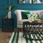 the jewel round coffee and side table set from opalhouse makes target just about effortless have cool coordinated furniture tommy bahama center diy floor lamp mosaic garden butler 150x150