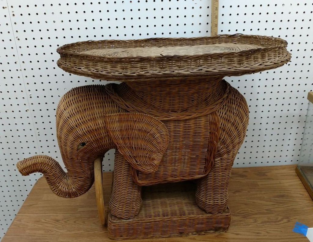 the most elegant addition stunning wicker elephant tables rattan accent side table plant stand throughout intended for wish lucite home accents round coffee decor pier imports