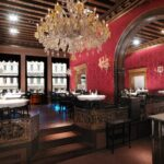 the most tic restaurants world bars accents table bourse michelin ristorante quadri venice architectural digest asian ceramic lamp ikea black cube storage antique drop leaf 150x150