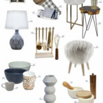 the new target fall style collection emily henderson preview emilys favorites get look threshold nate berkus home decor cast metal accent table small battery operated lamps ikea 150x150