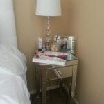 the outrageous cool mirrored nightstand from target ideas hotxpress gallant drawers together with bedroom storage plus amerock beautiful decorating furniture thin amelie hall 150x150