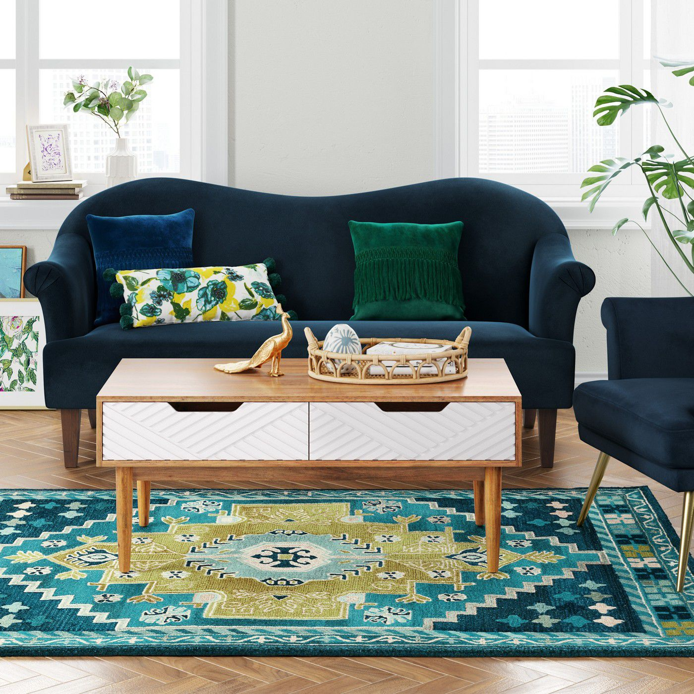 the prettiest items from target newest homeware line persian rug opalhouse side table dark wood bedside gingham tablecloths patio umbrella base black and white dining contemporary