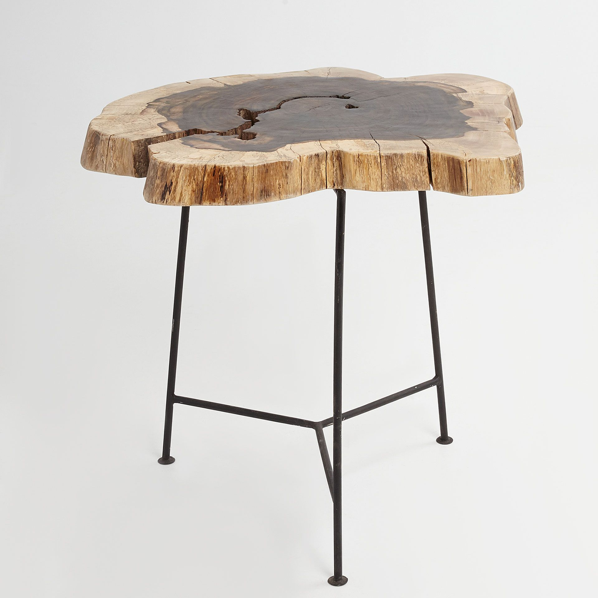 the product round bedside table with tree trunk top neelan accent counter height pub knotty pine desk diy rustic coffee oval fall tablecloths acrylic pedestal outdoor storage