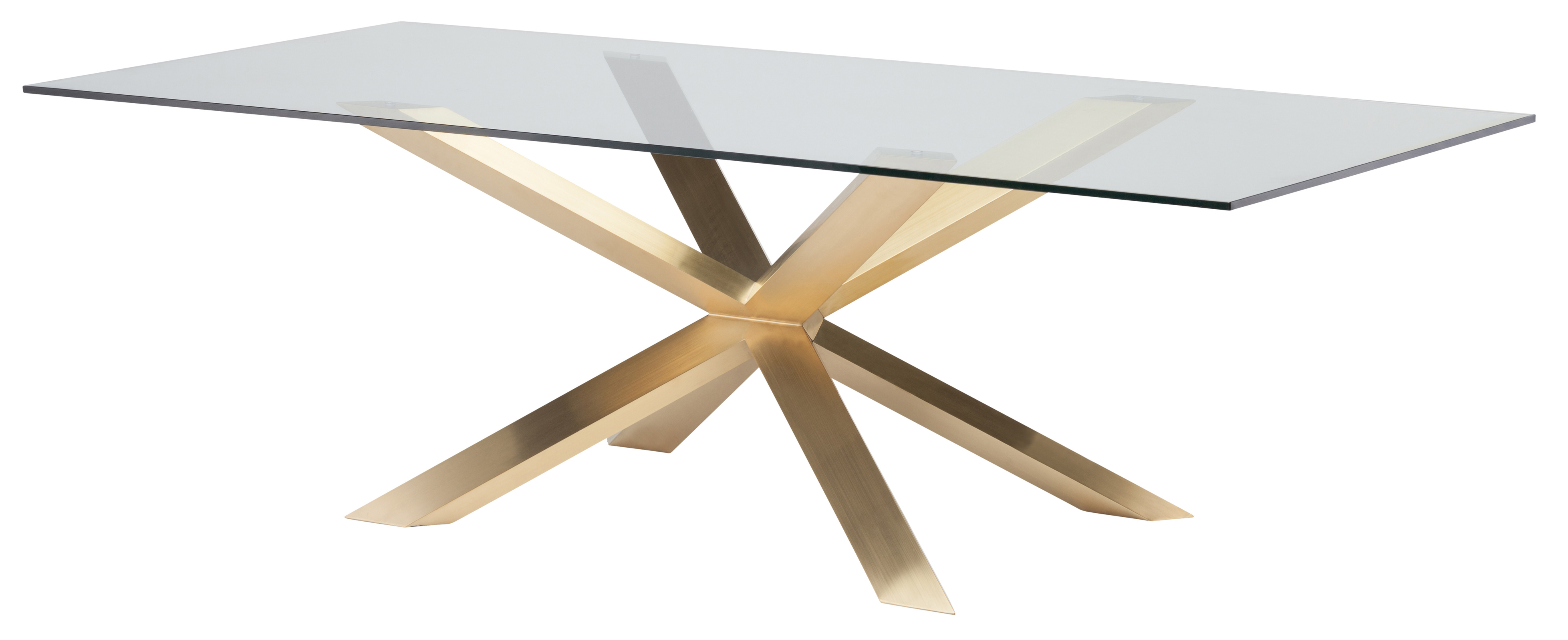the super best glass dining table gold base irishdiaspora homepop metal accent triangle round top and inch stainless nuevo full size end bouncy castle hire glasgow floor set wood