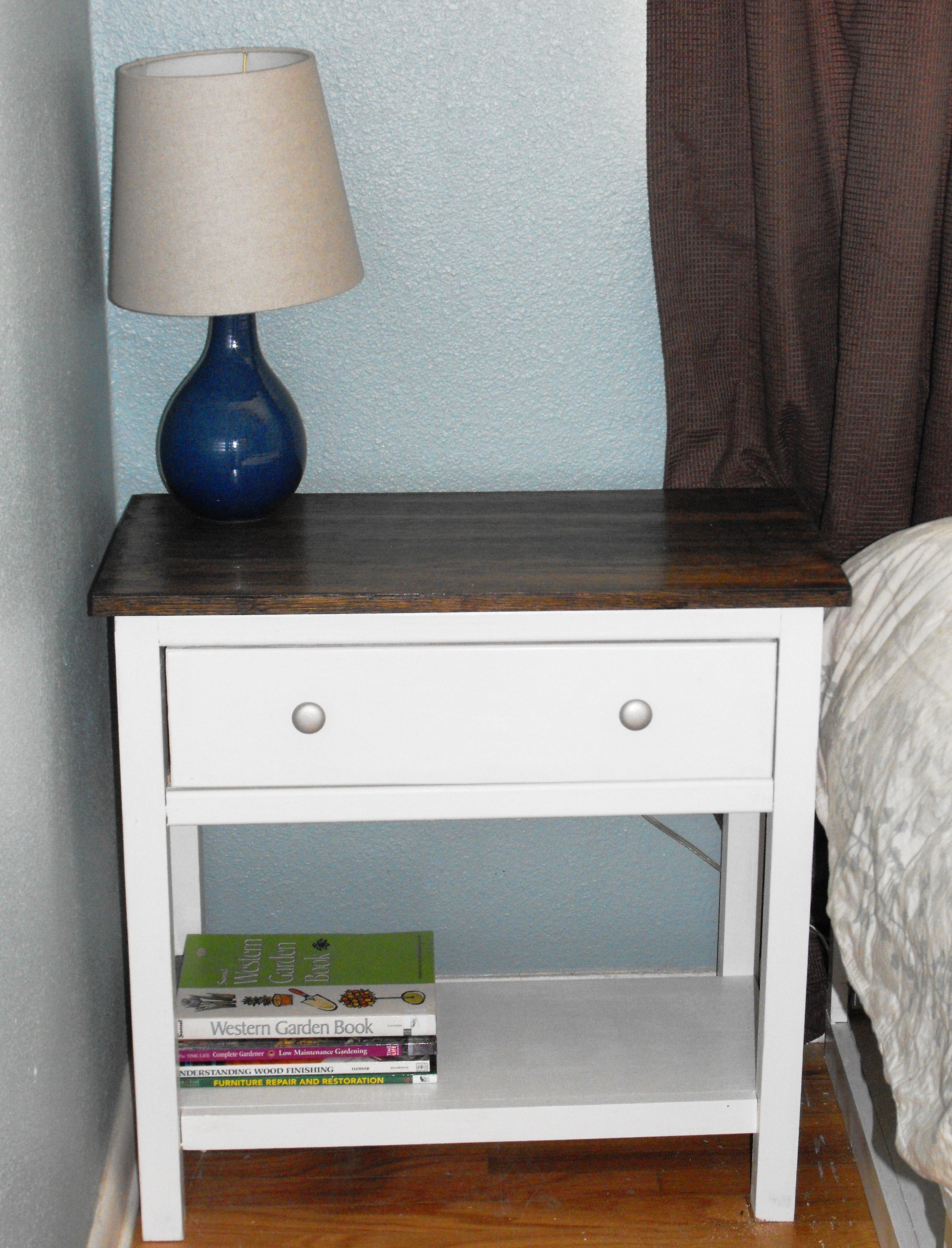 the super free wall mounted side table with drawer hotxpress ana white farmhouse bedside diy projects storage nightstand ikea overlays teenage bedroom furniture second hand fold