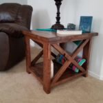 the super fun rustic end table ideas jockboymusic furniture coffee and tables fresh farmhouse style stump nightstand small round accent with drawer slide under sofas for places 150x150