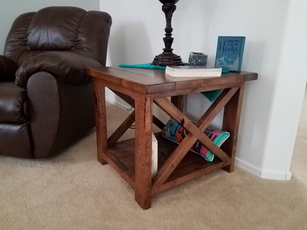 the super fun rustic end table ideas jockboymusic furniture coffee and tables fresh farmhouse style stump nightstand small round accent with drawer slide under sofas for places