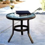 the super nice resin patio end table tures jockboymusic inspiring coast side ideas del rey accent tables rascalartsnyc luxury beautiful mosaic short round wicker teal furniture 150x150